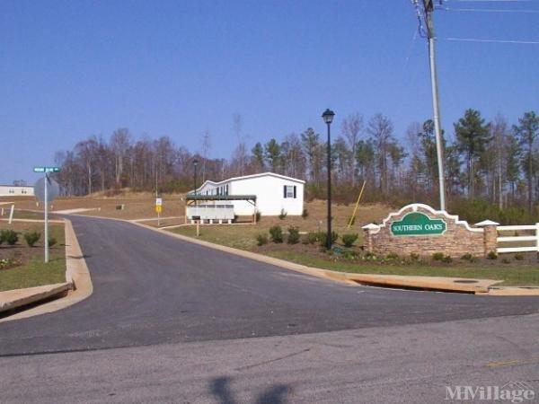 Photo of Southern Oaks Mobile Home Community, Commerce, GA