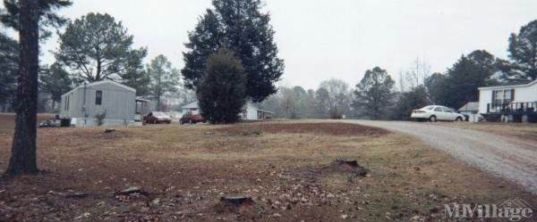 Timberline Estates Mobile Home Park in Aberdeen, MS