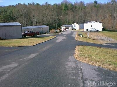 Mobile Home Park in Candler NC