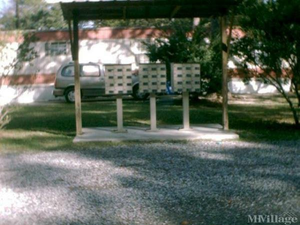 Shady Pines Park Mobile Home Park in Slidell, LA