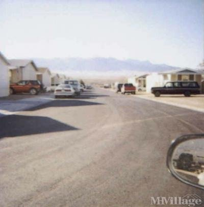 Mobile Home Park in Mesquite NV