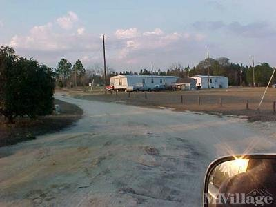Mobile Home Park in Mc Rae GA