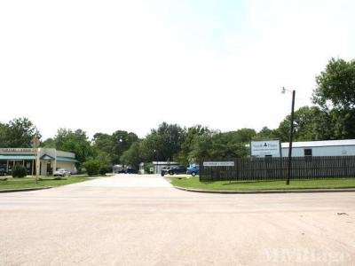 Mobile Home Park in Houston TX