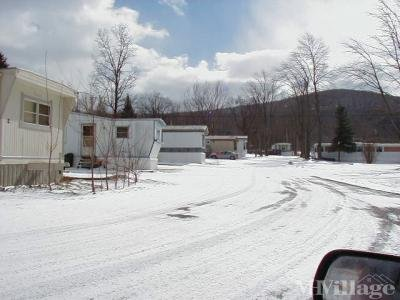 Mobile Home Park in Freeville NY