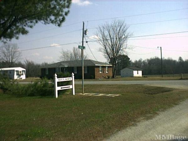 Photo of Fayes Acres Mobile Home Park, Greenville, NC