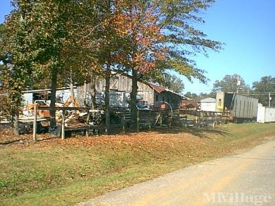 Mobile Home Park in Auburn AL