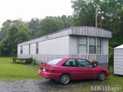 Mobile Home Park in Hilltop WV