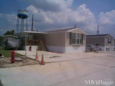 Mobile Home Park in Marrero LA