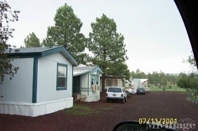Mobile Home Park in Lakeside AZ