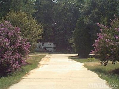 Mobile Home Park in Pelham AL