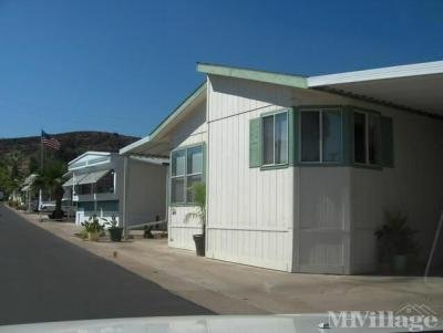 Mobile Home Park in Santee CA