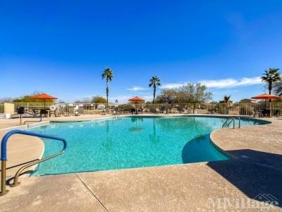 Mobile Home Park in El Mirage AZ