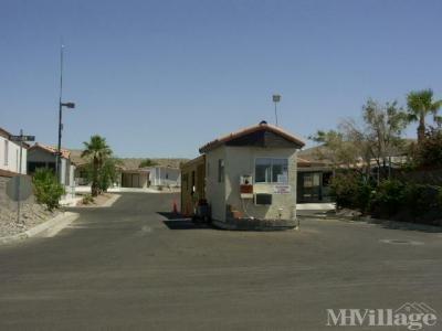 Mobile Home Park in Bullhead City AZ