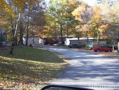 Mobile Home Park in Saylorsburg PA