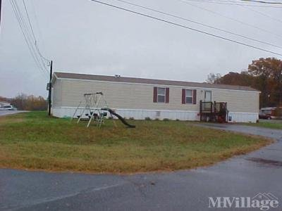 Mobile Home Park in Connelly Springs NC
