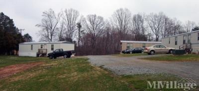Mobile Home Park in Eden NC
