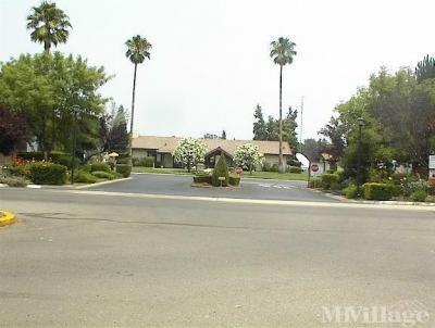 Mobile Home Park in Roseville CA