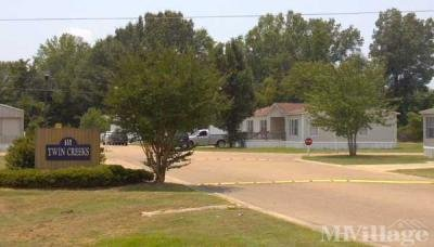 Mobile Home Park in New Albany MS
