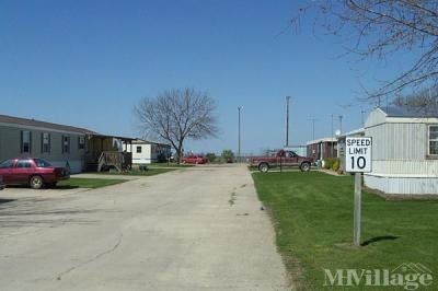 Mobile Home Park in Earlham IA