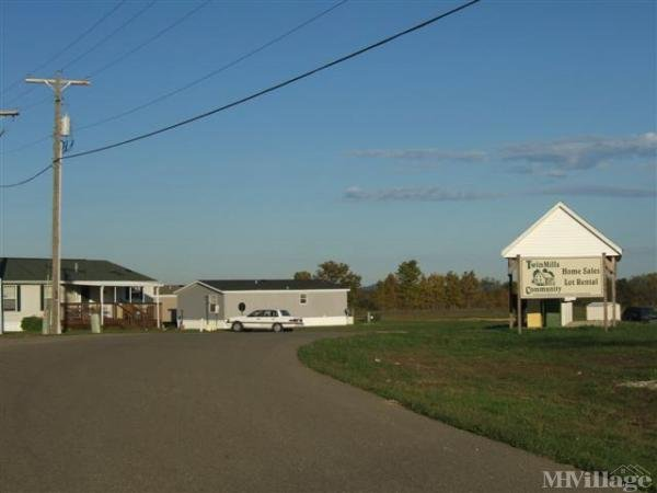Twin Mills Mobile Home Park Mobile Home Park in Waverly, OH