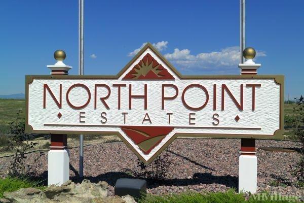 North Point Estates Mobile Home Park in Pueblo, CO