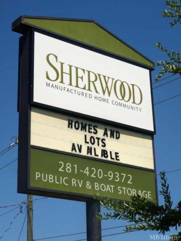 Photo of Sherwood MHC, Baytown, TX