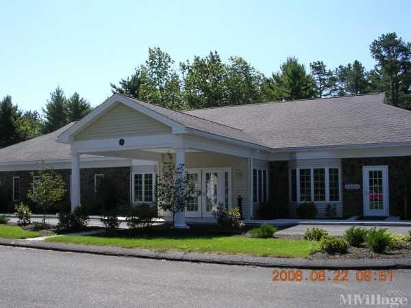 Keywood Manor Adult Community Mobile Home Park in Alfred, ME