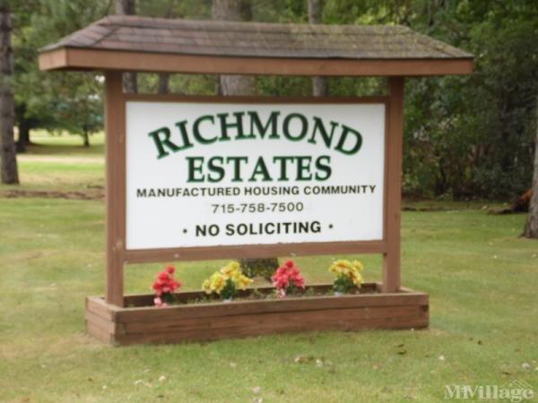 Photo of Richmond Estates Manufactured Housing Community, Shawano, WI