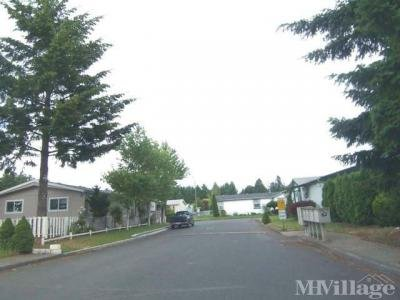 Mobile Home Park in Hubbard OR