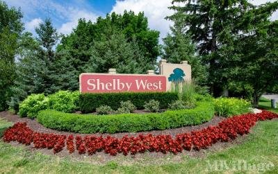 Mobile Home Park in Shelby Township MI