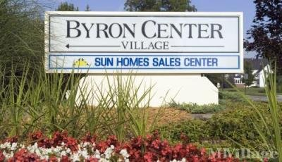 Mobile Home Park in Byron Center MI