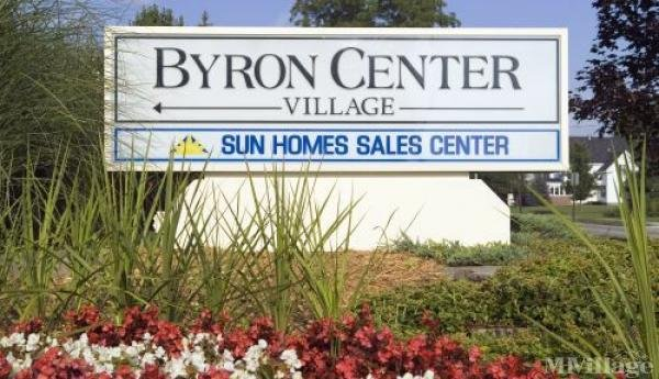 Byron Center Mobile Home Park in Byron Center, MI