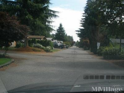 Mobile Home Park in Olympia WA