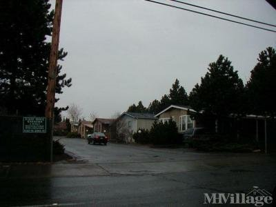 Mobile Home Park in Kent WA