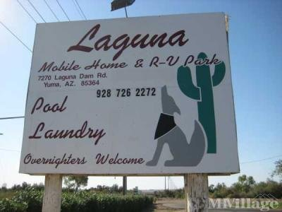 Mobile Home Park in Yuma AZ