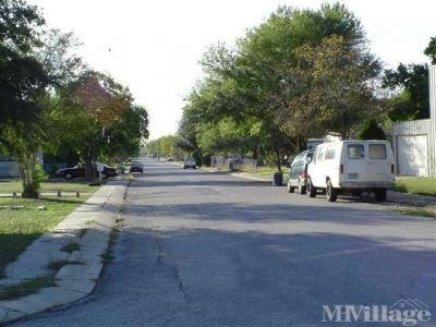 Mobile Home Park in San Antonio TX
