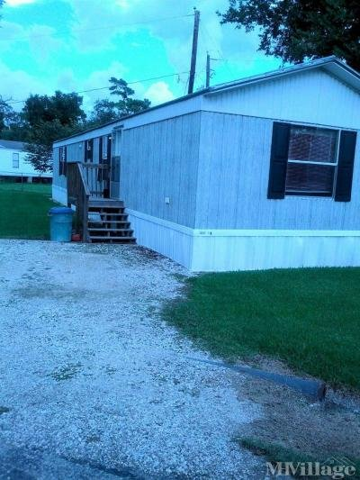 Mobile Home Park in Channelview TX