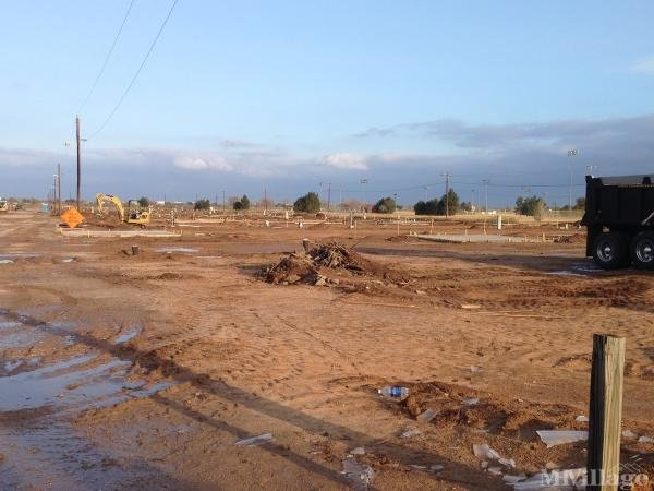 Stonegate Mobile Home Park in Midland, TX