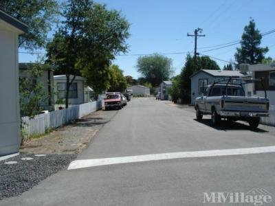 Mobile Home Park in Vacaville CA