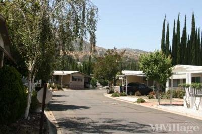 Mobile Home Park in Simi Valley CA