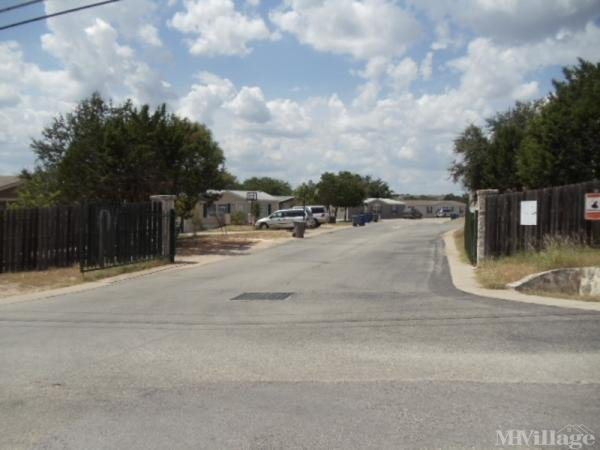The Trails Of Oak Hill Mobile Home Park in Austin, TX