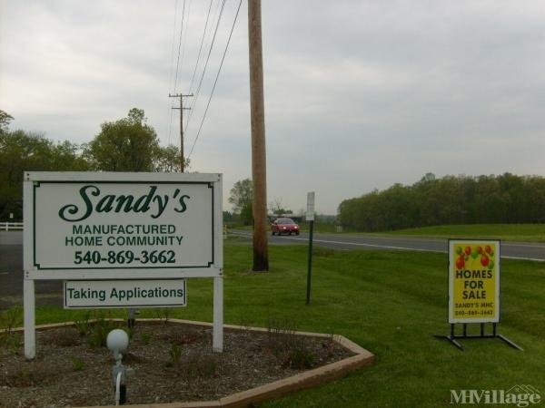 Photo of Sandy's Manufactured Home Community, White Post, VA