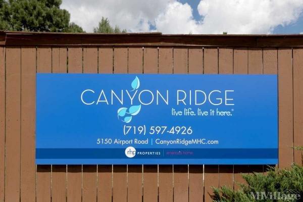 Photo of Canyon Ridge, Colorado Springs, CO
