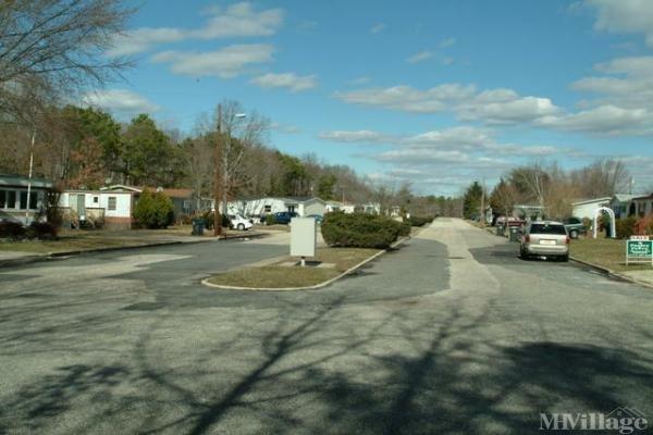 Stony Field Estates Mobile Home Park in Egg Harbor Township, NJ