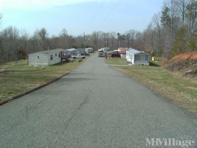 Mobile Home Park in Axton VA