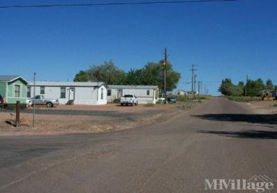 Mobile Home Park in Joseph City AZ