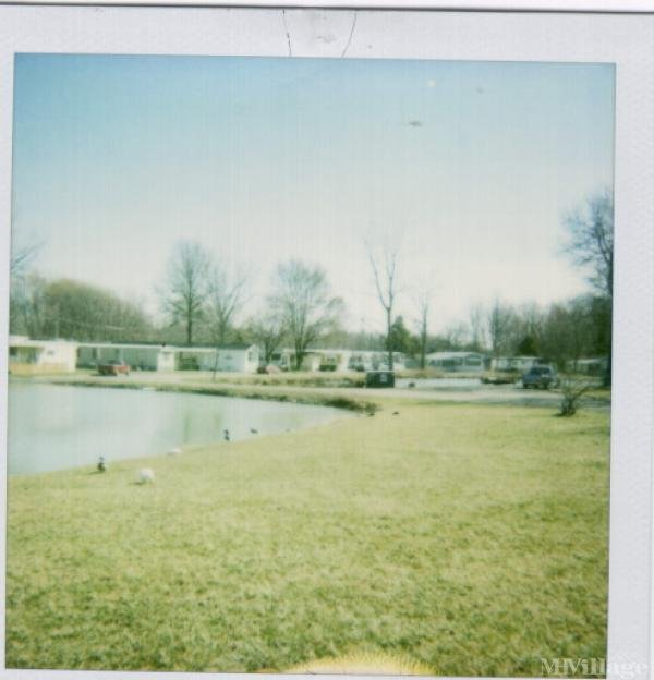Geiger's House Trailer Park Mobile Home Park in Lakeview, OH