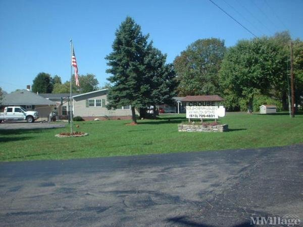Crouse Mobile Home Park Mobile Home Park in Hamilton, OH