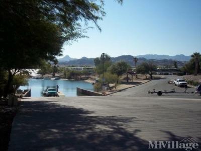 Mobile Home Park in Lake Havasu City AZ