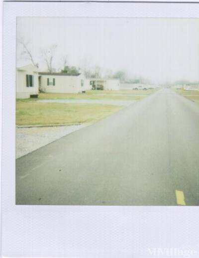 Mobile Home Park in Saint Martinville LA
